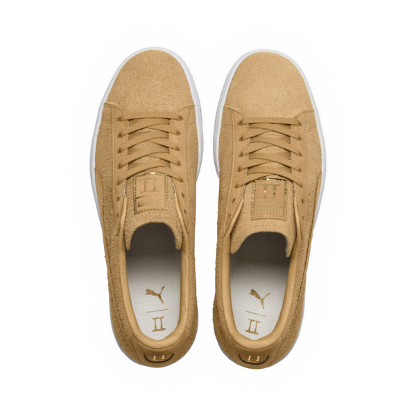 PUMA x CHAPTER II Suede Classic Sneakers, Taffy-Taffy, large