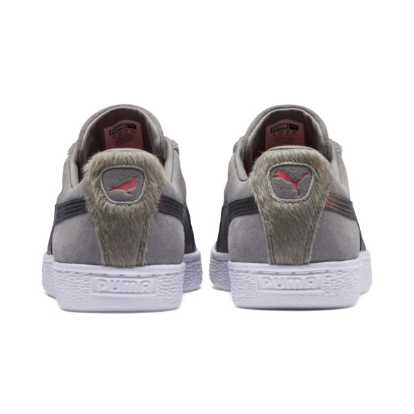 hot sales 0a834 db602 PUMA x STAPLE PIGEON Suede Classic Trainers