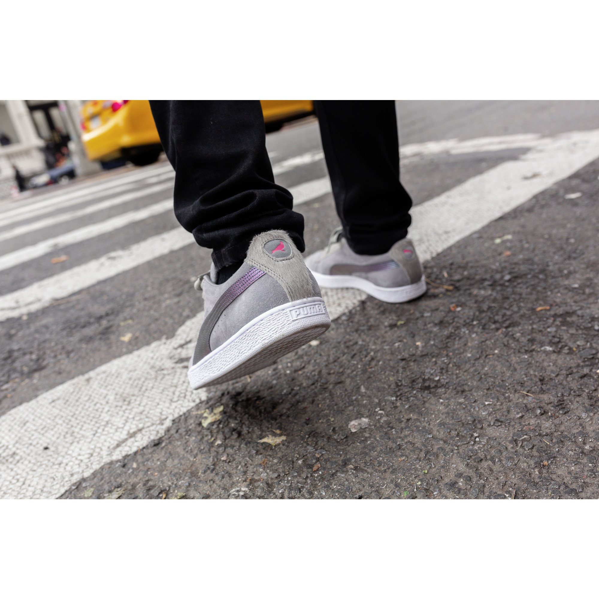 Image Puma PUMA x STAPLE PIGEON Suede Classic Sneakers #7