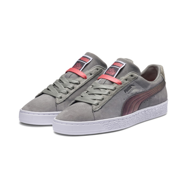 hot sales a29d3 4fb03 PUMA x STAPLE PIGEON Suede Classic Trainers