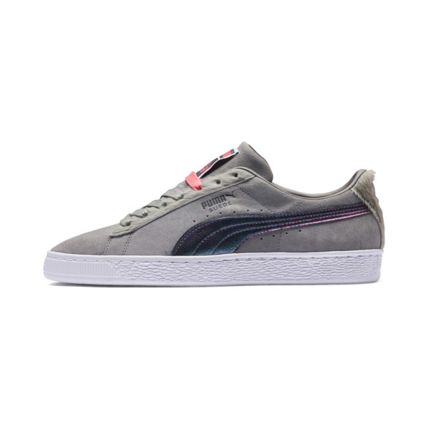 hot sales 2a181 a6762 PUMA x STAPLE PIGEON Suede Classic Trainers