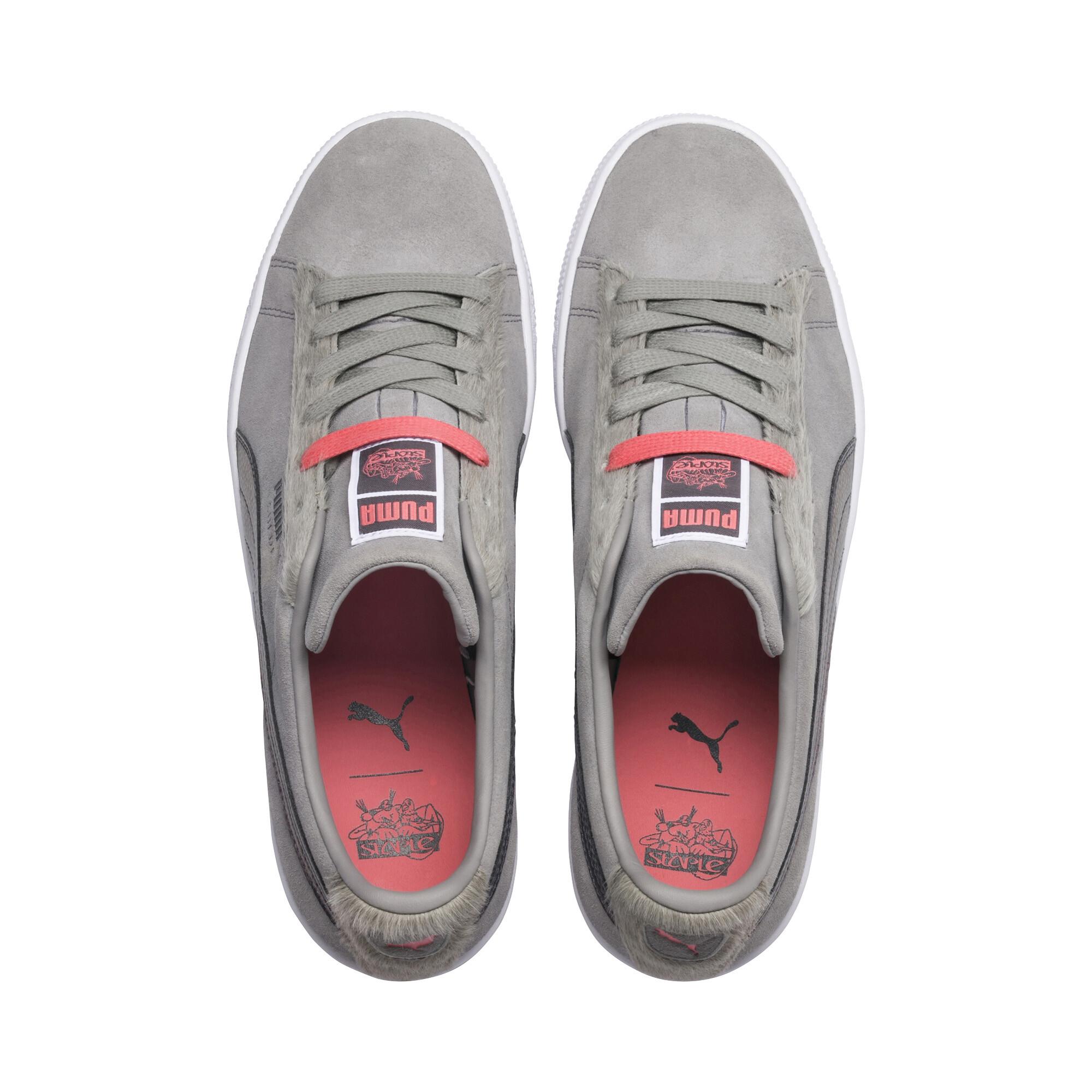 Image Puma PUMA x STAPLE PIGEON Suede Classic Sneakers #9
