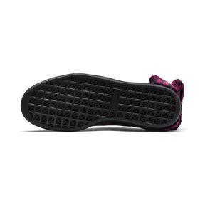 Thumbnail 3 van PUMA x BARBIE Suede Classic sneakers (zonder pop), Puma Black, medium