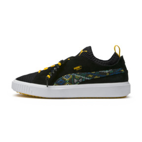Thumbnail 6 of Breaker Knit Carnival Sneakers, Puma Black, medium