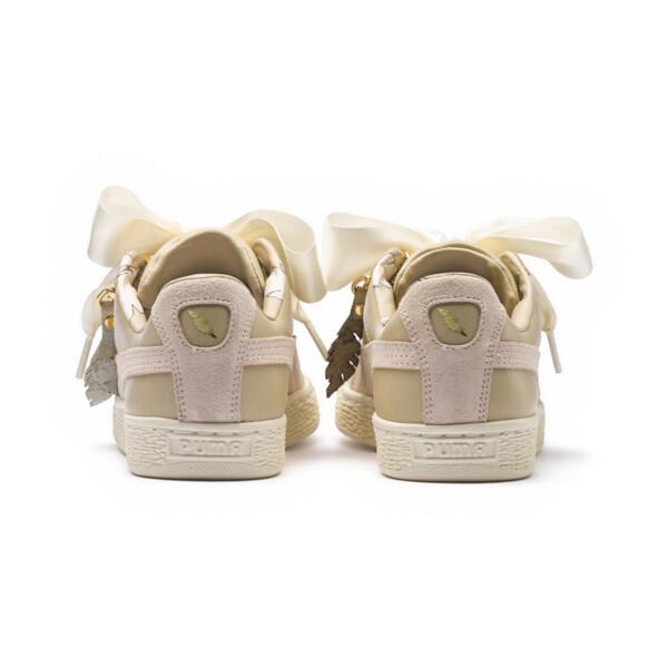 Basket Heart Festival Women's Sneakers