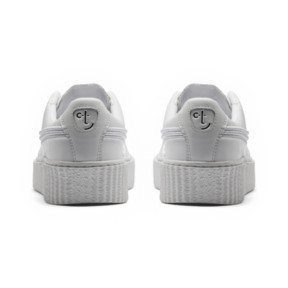 Thumbnail 4 of FENTY Clara Lionel Men's Creeper, Puma White-Puma Black-PGold, medium