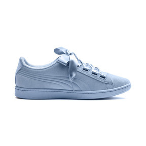 Thumbnail 5 of Vikky Ribbon Satin Women's Sneakers, CERULEAN-CERULEAN, medium