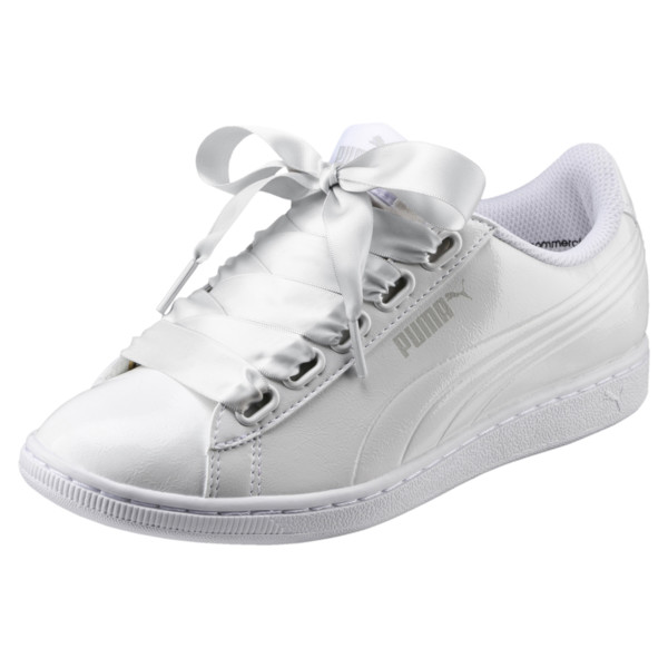 9714c746c7 Vikky Ribbon Patent Women's Trainers | PUMA Early Access Summer 18 ...