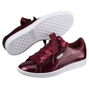 Thumbnail 2 of Vikky Ribbon Patent Women's Sneakers, 04, medium