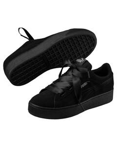 Image Puma Vikky Platform Ribbon Womens' Sneakers