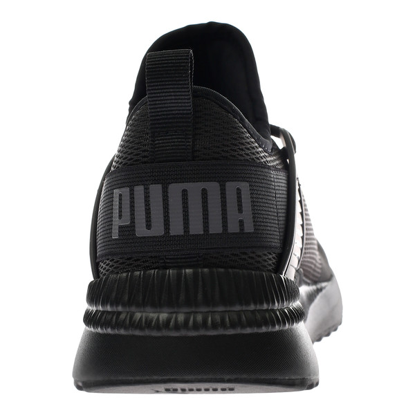Pacer Next Cage JR Sneakers, Puma Black-Puma Black, large