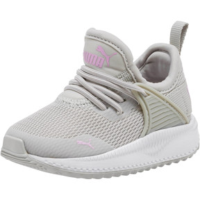 Thumbnail 1 of Pacer Next Cage AC Inf Sneakers, Gray Violet-Orchid, medium