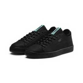 Thumbnail 2 of PUMA x DIAMOND Basket Sock Lo Sneakers, Puma Black, medium