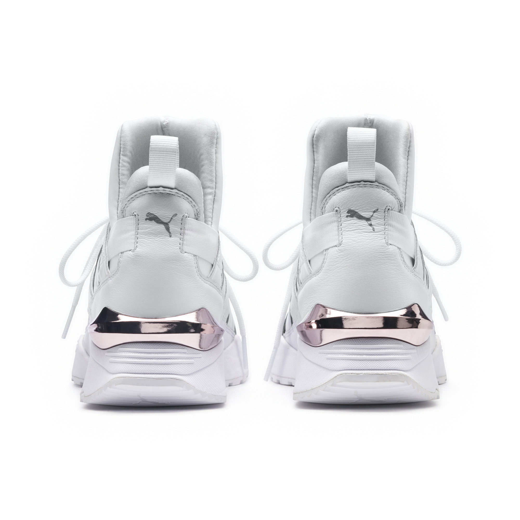 Image Puma Women's Muse Echo Sneakers #4