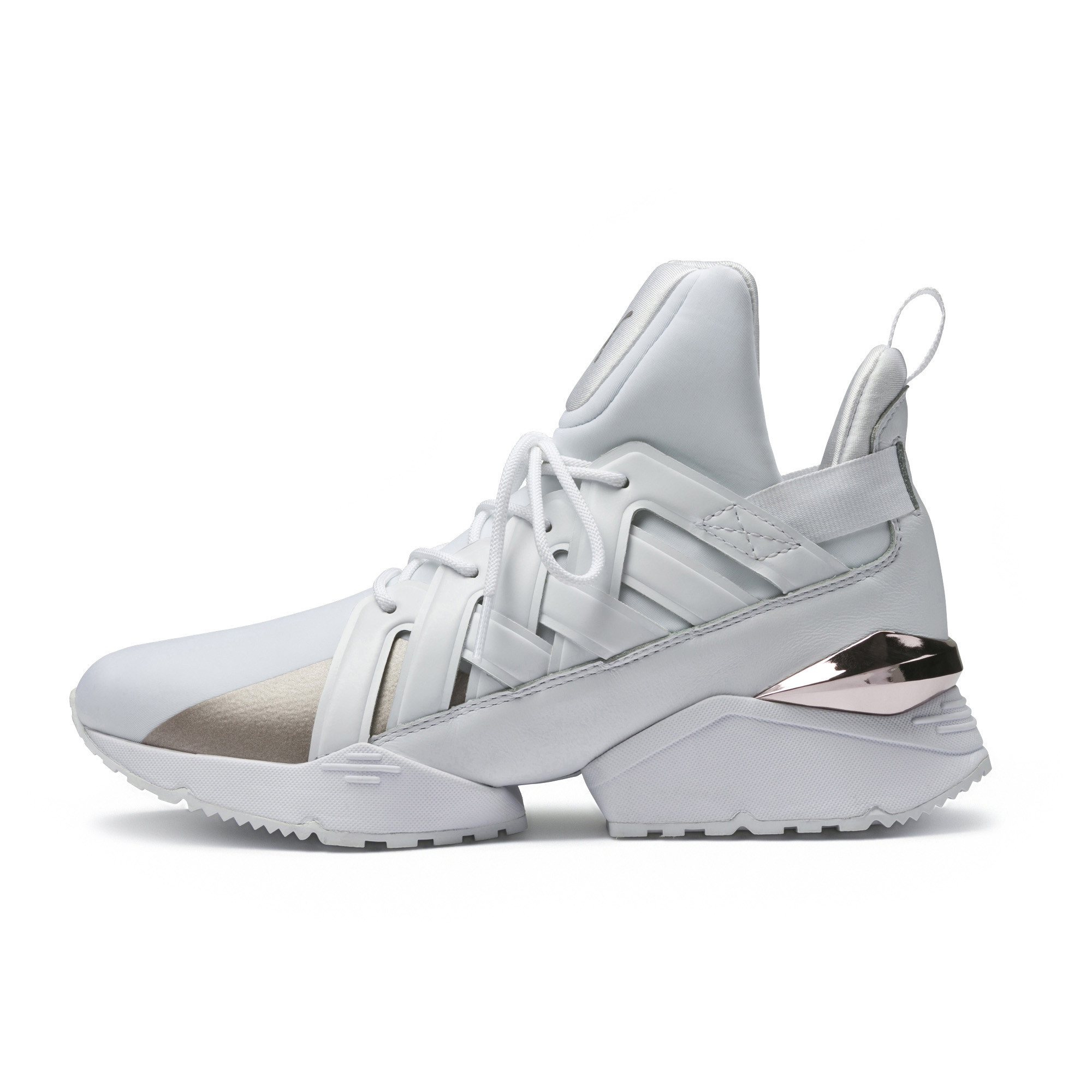 Image Puma Women's Muse Echo Sneakers #1