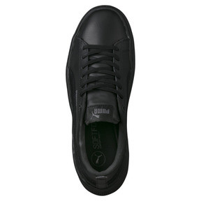 Thumbnail 5 of Puma Smash Platform Women's Shoes, Puma Black-Puma Black, medium