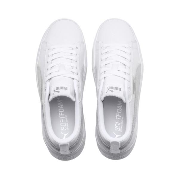 116f2faa Smash Platform Leather Women's Sneakers