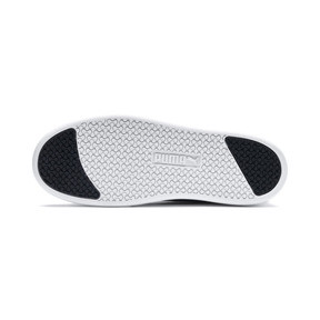 Thumbnail 4 of Puma Smash Platform Women's Shoes, Puma White-Puma Black, medium
