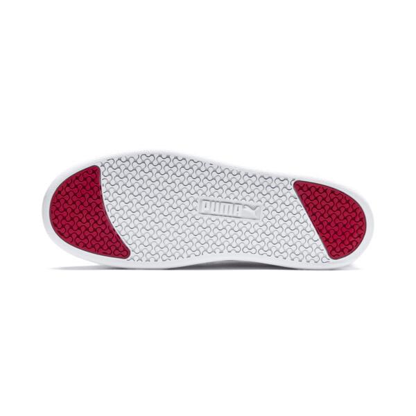 Puma Smash Platform L, High Risk Red-Puma White, large