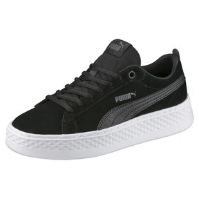 Smash Platform Suede Women's Trainers