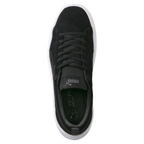 Thumbnail 5 of PUMA Smash Platform Suede Women's Sneakers, Puma Black-Puma Black, medium
