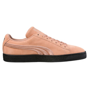 Thumbnail 3 of Suede Classic Badge Flip Sneakers, 01, medium