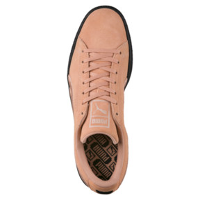 Thumbnail 5 of Suede Classic Badge Flip Sneakers, 01, medium