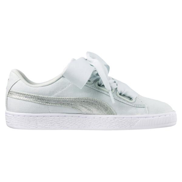 3c1198f9 Basket Heart Canvas Women's Sneakers