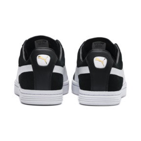 Thumbnail 4 of Court Star FS Trainers, Puma Black-Puma White, medium