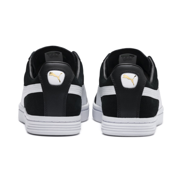 Court Star FS Sneaker, Puma Black-Puma White, large