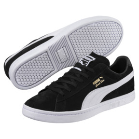 Thumbnail 2 of Court Star FS Trainers, Puma Black-Puma White, medium