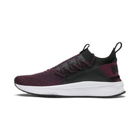Thumbnail 1 of TSUGI Jun Baroque Sneakers, Fig-Shadow Purple-Puma Black, medium