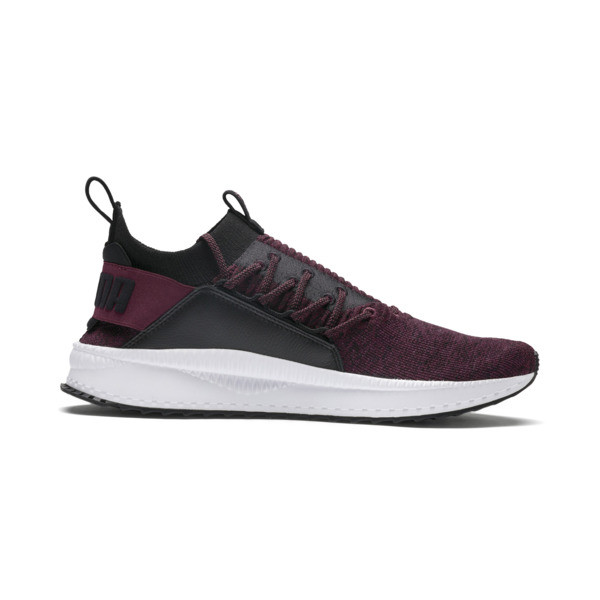 TSUGI Jun Baroque Sneakers, Fig-Shadow Purple-Puma Black, large