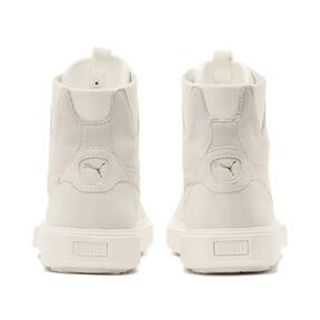 Thumbnail 4 of PUMA Breaker Hi Evolution Sneaker, Whisper White-Whisper White, medium