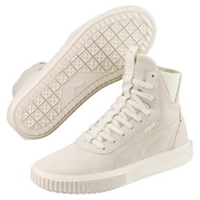 Thumbnail 2 of PUMA Breaker Hi Evolution Sneaker, Whisper White-Whisper White, medium