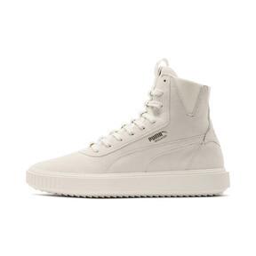 Thumbnail 1 of PUMA Breaker Hi Evolution Sneaker, Whisper White-Whisper White, medium