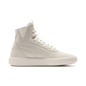 Thumbnail 5 of PUMA Breaker Hi Evolution Sneaker, Whisper White-Whisper White, medium