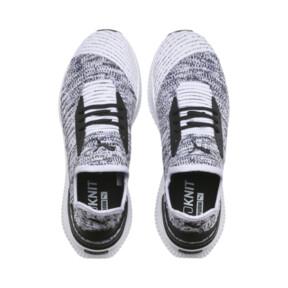 Thumbnail 6 of AVID evoKNIT Mosaic Evolution Sneaker, PWhite-PBlack-Sodalite Blue, medium