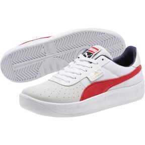 Thumbnail 2 of California Casual Sneakers, P White-RibbonRed-P White, medium