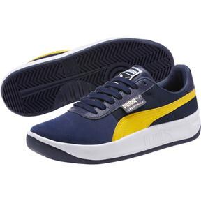 Thumbnail 2 of California Casual Sneakers, Peacoat-SpectraYellw-P Wht, medium