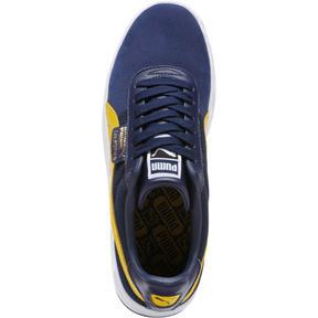 Thumbnail 5 of California Casual Sneakers, Peacoat-SpectraYellw-P Wht, medium