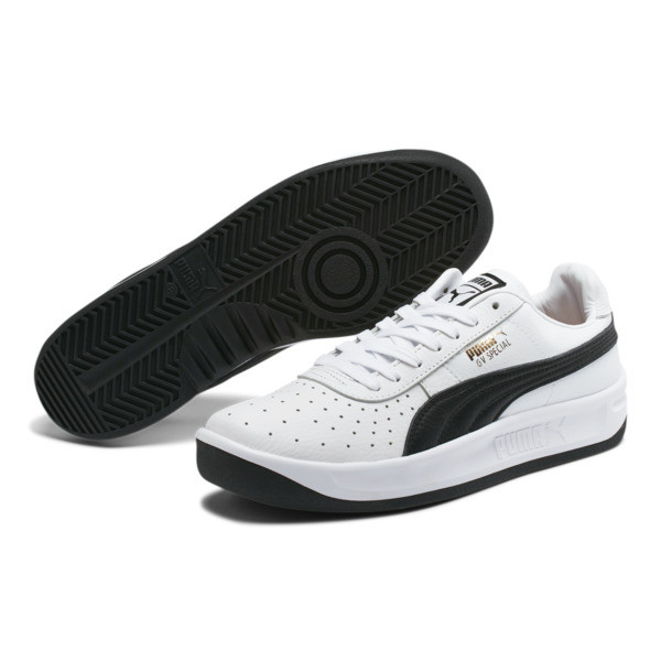 GV Special+ Sneakers, Puma White-Puma Black, large