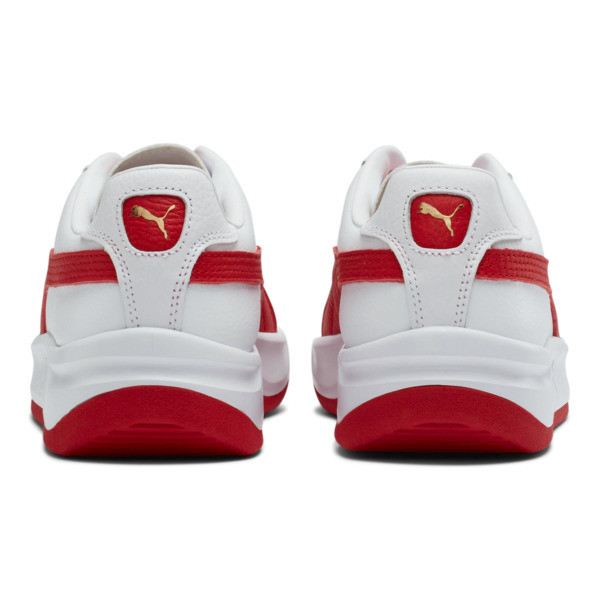 GV Special+ Sneakers, Puma White-Ribbon Red, large