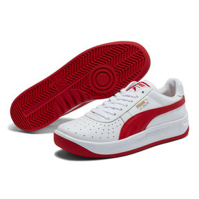 Thumbnail 2 of GV Special+ Sneakers, Puma White-Ribbon Red, medium
