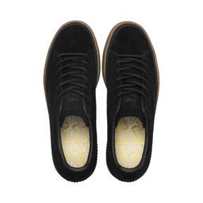 Thumbnail 6 of Suede Classic Brogue Men's Sneakers, Puma Black-Puma Black, medium