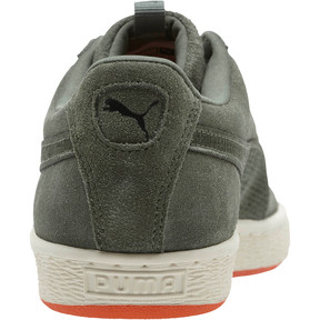 Thumbnail 4 of Suede Classic FOF, Laurel Wreath-Puma Black, medium