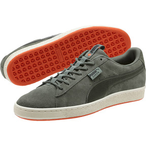 Thumbnail 2 of Suede Classic FOF, Laurel Wreath-Puma Black, medium