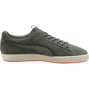 Thumbnail 3 of Suede Classic FOF, Laurel Wreath-Puma Black, medium