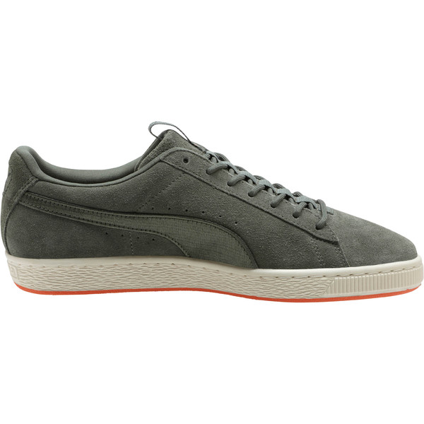 Suede Classic FOF, Laurel Wreath-Puma Black, large