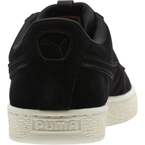 Thumbnail 4 of Suede Classic FOF, Puma Black-Puma Black, medium